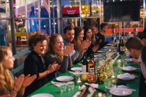 Creative Food Heroes Diner
