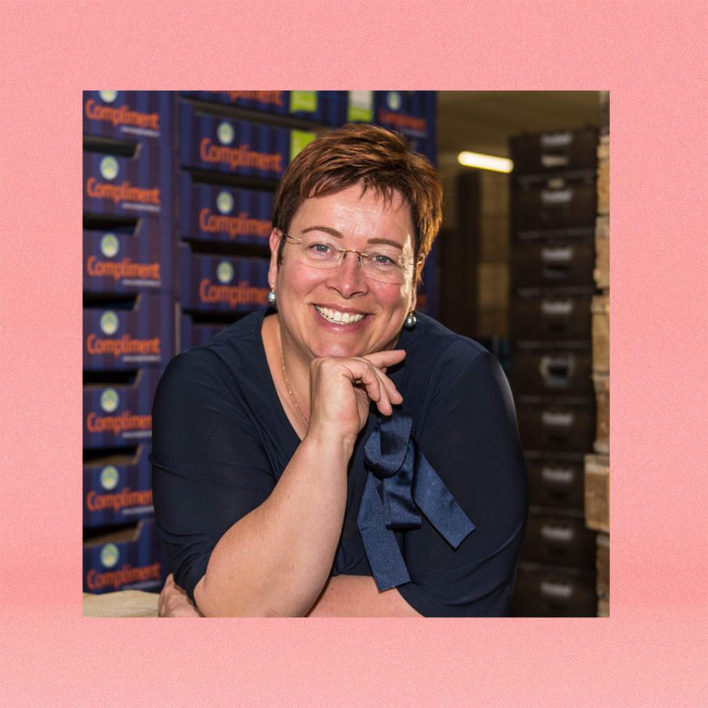 Jolanda Nooijen - Directeur Tuinbouwbedrijf Compliment BV