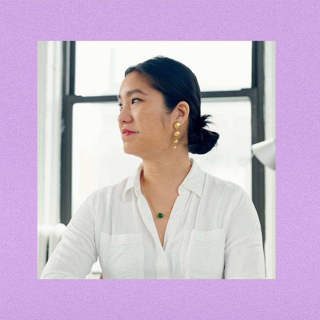 LinYee Yuan - Redacteur en oprichtster vanMOLDMagazine